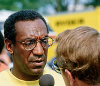 Washington, DC., USa, August 27, 1988<br /> Bill Cosby at the 25th anniversary of the &quot;March on Washington&quot; Credit: Mark Reinstein/MediaPunch