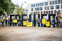 2017/10/25 Berlin | Amnesty International | Kundgebung für Peter Steudtner