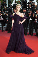 CANNES, FRANCE - MAY 15: Emilia Clarke attends the screening of 'Solo: A Star Wars Story' during the 71st annual Cannes Film Festival at Palais des Festivals on May 15, 2018 in Cannes, France.<br /> <br /> Picture: Kristina Afanasyeva/Featureflash/SilverHub 0208 004 5359 sales@silverhubmedia.com