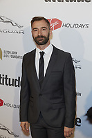 www.acepixs.com<br /> <br /> October 12 2017, London<br /> <br /> Charlie Condou arriving at the Virgin Holidays Attitude Awards 2017 at the Roundhouse on October 12 2017 in London.<br /> <br /> By Line: Famous/ACE Pictures<br /> <br /> <br /> ACE Pictures Inc<br /> Tel: 6467670430<br /> Email: info@acepixs.com<br /> www.acepixs.com