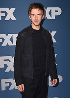 PASADENA, CA - JANUARY 5:  Dan Stevens at the 2018 FX Networks Winter TCA Star Walk at The Langham Huntington Hotel and Spa on January 5, 2018 in Pasadena, California. (Photo by Scott Kirkland/FX/PictureGroup)