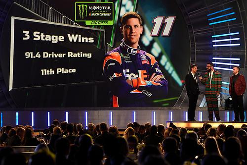 #11: Denny Hamlin, Joe Gibbs Racing, Toyota Camry