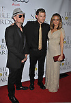 BEVERLY HILLS, CA. - October 18: Benji Madden, Joel Madden and Nicole Richie arrive at the First Annual Noble Humanitarian Awards at The Beverly Hilton Hotel on October 18, 2009 in Beverly Hills, California.