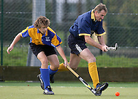 Upminster HC 2nd XI vs Romford HC 02-12-06