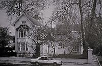 18 & 19 Park Village West, London. Designed by John Nash.