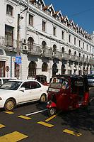 Kandy street, Sri Lanka