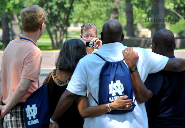 June 4, 2011; Reunion picnic, Reunion 2011...Photo by Matt Cashore/University of Notre Dame