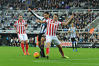 Newcastle United vs Stoke City 31-10-15