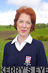 Mary Shanahan Ladies Captain at Castleisland Golf Club.