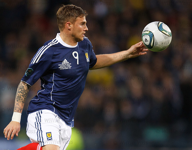 David Goodwillie, Scotland
