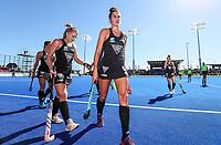 Amy Robinson. Pro League Hockey, Vantage Blacksticks v Germany. Nga Puna Wai Hockey Stadium, Christchurch, New Zealand. Friday 15th February 2019. Photo: Simon Watts/Hockey NZ