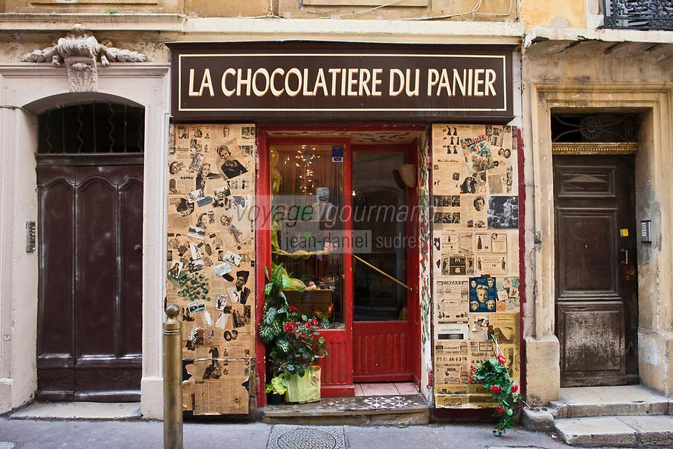 Europe/France/Provence-Alpes-Côte d'Azur/13/Bouches-du-Rhône/Marseille: La Chocolatière du Panier