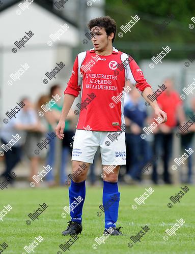 2012-07-12 / Voetbal / seizoen 2012-2013 / KV Hooikt / Jens Michiels..Foto: Mpics.be