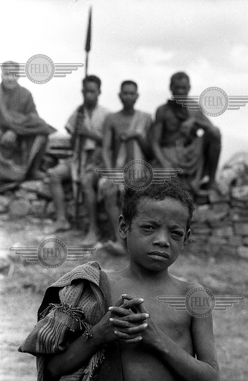 Penny Tweedi/Panos Pictures..East Timor, 1975.