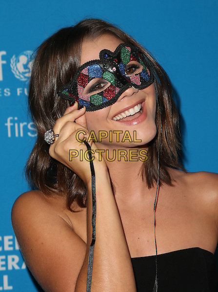 LOS ANGELES, CA - OCTOBER 27: Alexandra Chando at the Fourth Annual UNICEF Masquerade Ball Los Angeles at Clifton's Cafeteria in Los Angeles, California on October 27, 2016. <br /> CAP/MPI/FS<br /> &copy;FS/MPI/Capital Pictures