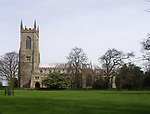 A4TR9B Salle church Norfolk England