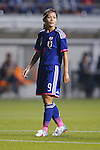 Nahomi Kawasumi(JPN), MAY 28, 2015 - Football / Soccer : KIRIN Challenge Cup 2015 match between Japan 1-0 Italy at Minaminagano Sports Park, <br /> Nagano, Japan. (Photo by Yusuke Nakansihi/AFLO SPORT)