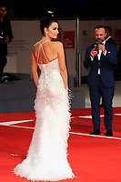 Spanish actress Penelope Cruz poses on the red carpet for the premiere of the movie ''Loving Pablo' at the 74th Venice Film Festival on September 6, 2017 in Venice, Italy.<br /> UPDATE IMAGES PRESS/Marilla Sicilia<br /> <br /> *** ONLY FRANCE AND GERMANY SALES ***