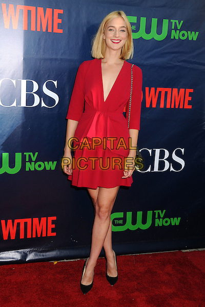 17 July 2014 - West Hollywood, California - Caitlin Fitzgerald. CBS, CW, Showtime Summer Press Tour 2014 held at The Pacific Design Center. <br /> CAP/ADM/BP<br /> &copy;Byron Purvis/AdMedia/Capital Pictures