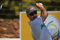 Mikko Korhonen (FIN) during the practice day ahead of the Tshwane Open 2015 at the Pretoria Country Club, Waterkloof, Pretoria, South Africa. Picture:  David Lloyd / www.golffile.ie. 10/03/2015