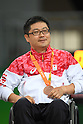 Kotaro Kishi (JPN), <br /> SEPTEMBER 18, 2016 - WheelChair Rugby : <br /> Medal Ceremony <br /> at Carioca Arena 1<br /> during the Rio 2016 Paralympic Games in Rio de Janeiro, Brazil.<br /> (Photo by AFLO SPORT)