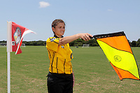 Referee during day three of the US Soccer Development Academy  Spring Showcase in Sarasota, FL, on May 24, 2009.