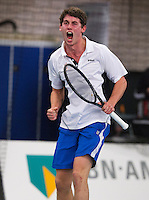 18-01-14,Netherlands, Rotterdam,  TC Victoria, Wildcard Tournament,   Ton Smit (NED)<br /> Photo: Henk Koster