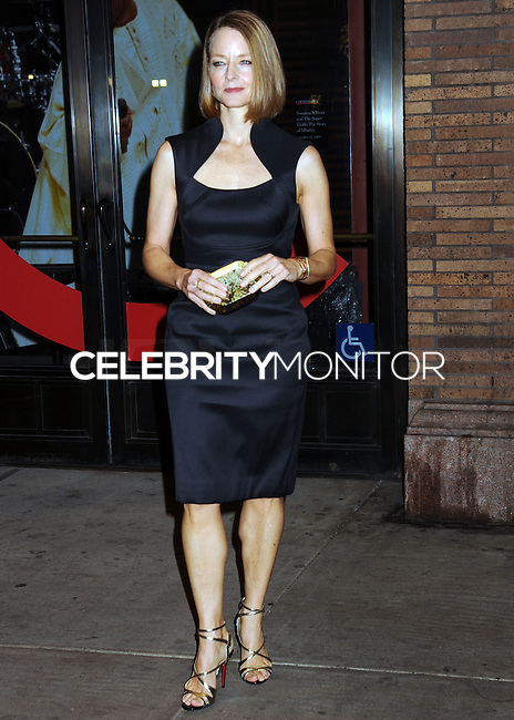 NEW YORK CITY, NY, USA - NOVEMBER 10: Jodie Foster arrives at the 2014 Glamour Women Of The Year Awards held at Carnegie Hall on November 10, 2014 in New York City, New York, United States. (Photo by Celebrity Monitor)
