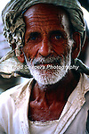 Man with turban and beard in Jaipur India