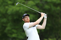 Ruairi O'Connor on the 2nd tee during Round 4 of the Connacht Stroke Play Championship 2019 at Portumna Golf Club, Portumna, Co. Galway, Ireland. 09/06/19<br /> <br /> Picture: Thos Caffrey / Golffile<br /> <br /> All photos usage must carry mandatory copyright credit (© Golffile | Thos Caffrey)