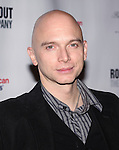 Michael Cerveris attending the Roundabout Theatre Company's One Night Only Benefit Cast Party for 'Assassins' at Studio 54 in New York City. December 3, 2012.