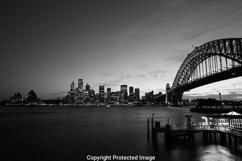 Sydney Harbour, Sydney Australia. Sunday 2nd February 2014. (Photo: Steve Christo)