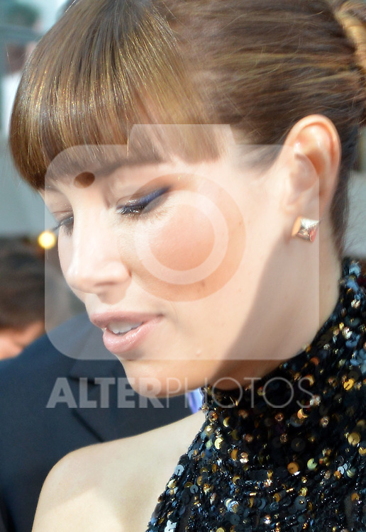 "Berlin, August 13, 2012: Jessica Biel attends the ""Total Recall"" Premiere /NortePhoto.com....**CREDITO*OBLIGATORIO** *No*Venta*A*Terceros*..*No*Sale*So*third* ***No*Se*Permite*Hacer Archivo***No*Sale*So*third*"