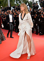 """Petra Nemcova at the gala screening for """"BLACKKKLANSMAN"""" at the 71st Festival de Cannes, Cannes, France 14 May 2018<br /> Picture: Paul Smith/Featureflash/SilverHub 0208 004 5359 sales@silverhubmedia.com"""