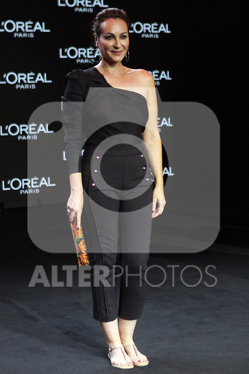Ana Milan at the L'Oreal Paris anniversary fashion show during the Mercedes Benz Fashion Week Spring/Summer 2020 at Ifema on July 10, 2019 in Madrid, Spain.(ALTERPHOTOS/ItahisaHernadez)