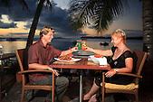 Talents at Kou Bugny restaurant, Kuto, Isle of Pines