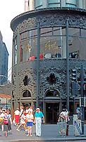 Louis Sullivan: Carson-Pirie-Scott. Chicago.  Photo '88.