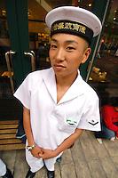 Japanese Sailor, Sasebo Japan.