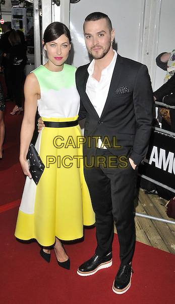 LONDON, ENGLAND - JUNE 03: Emma Willis ( nee Griffiths ) &amp; Matt Willis attend the Glamour Women Of The Year Awards 2014, Berkeley Square Gardens, Berkeley Square, on Tuesday June 03, 2014 in London, England, UK.<br /> CAP/CAN<br /> &copy;Can Nguyen/Capital Pictures