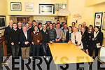 CHRISTMAS STARS: Staff members from Kenmare Star Seafoods and Star Sailing Outdoors Adventure Centre who gathered in the Lansdown Hotel, Kenmare, on Saturday night for their Christmas party.
