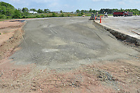 Taxiway 'C' Rehabilitation at Bradley International Airport. CT DOT Project # 165-435. Progress Construction View, Submission Four, May 21, 2013...