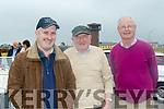 Motor care<br /> --------------<br /> Gareth Foley (Lt) from Camp organised the first ever Cars&amp;Coffee for the Kingdom Vintage, Veteran and Classic Car Club in which 53 cars were on display at the Wetlands in Tralee last Sunday morning, also photographed were Jack Harty (centre) with Michael Maloney.