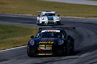 IMSA Porsche GT3 Cup Challenge USA<br /> Road Atlanta<br /> Road Atlanta, Braselton GA<br /> Friday 6 October 2017<br /> 3, Trenton Estep, GT3P, USA, 2017 Porsche 991<br /> World Copyright: Jake Galstad<br /> LAT Images