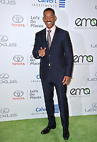 BURBANK, CA. October 22, 2016: Will Smith at the 26th Annual Environmental Media Awards at Warner Bros. Studios, Burbank.<br /> Picture: Paul Smith/Featureflash/SilverHub 0208 004 5359/ 07711 972644 Editors@silverhubmedia.com