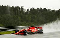 11th July 2020; Styria, Austria; FIA Formula One World Championship 2020, Grand Prix of Styria qualifying sessions; 16 Charles Leclerc MCO, Scuderia Ferrari Mission Winnow, Spielberg Austria