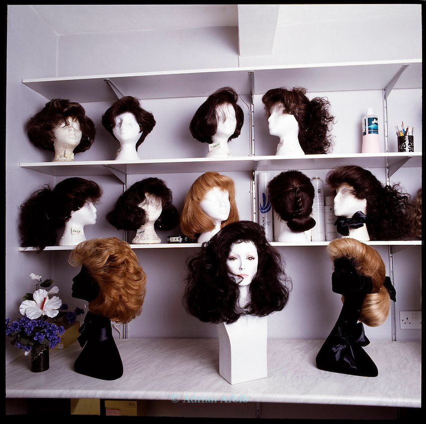 Jewish Wigmakers , North London