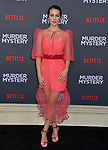 "Emma Fuhrmann 086 arrives at the LA Premiere Of Netflix's ""Murder Mystery"" at Regency Village Theatre on June 10, 2019 in Westwood, California"