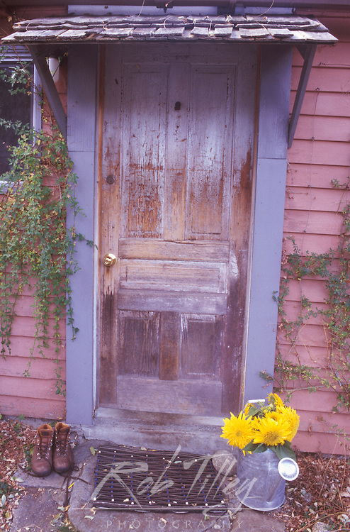 Farmhouse Doorway, San Juan Island, WA