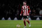Oliver Norwood of Sheffield United during the Premier League match at Bramall Lane, Sheffield. Picture date: 5th December 2019. Picture credit should read: James Wilson/Sportimage