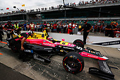 Verizon IndyCar Series<br /> Indianapolis 500 Qualifying<br /> Indianapolis Motor Speedway, Indianapolis, IN USA<br /> Saturday 20 May 2017<br /> Jack Harvey, Michael Shank Racing with Andretti Autosport Honda<br /> World Copyright: Phillip Abbott<br /> LAT Images<br /> ref: Digital Image abbott_IndyQ-0517_19586